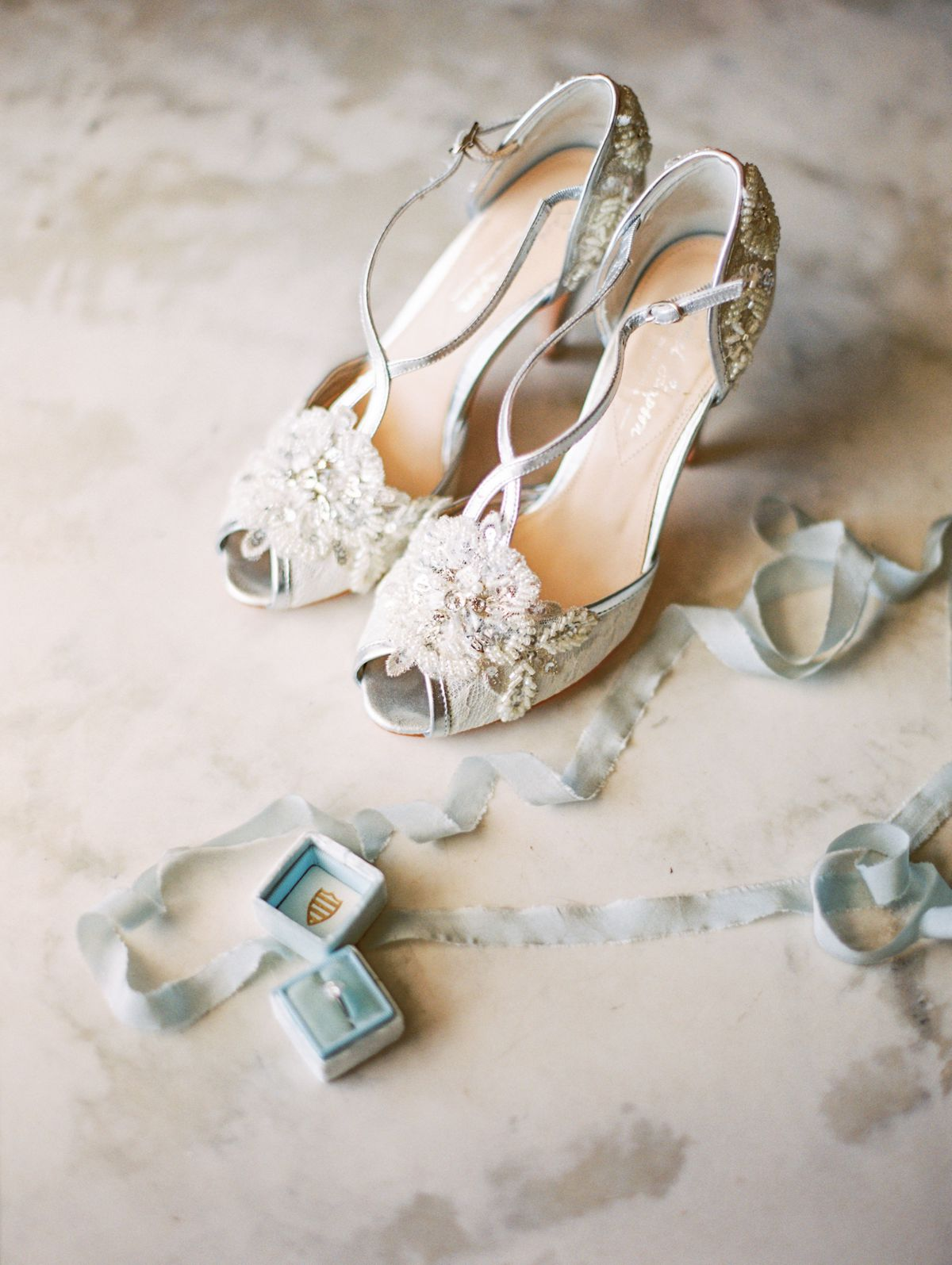 Wedding details at Cavo Ventus, Santorini