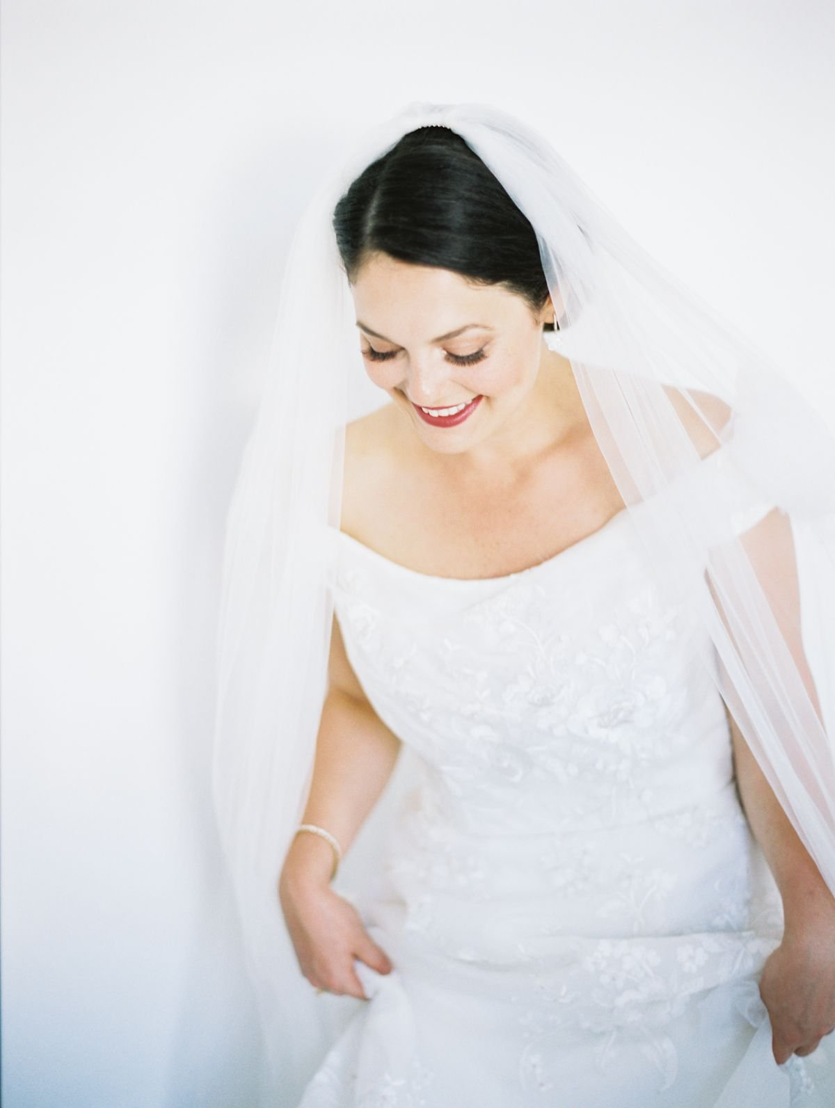 Hydra wedding bridal portraits