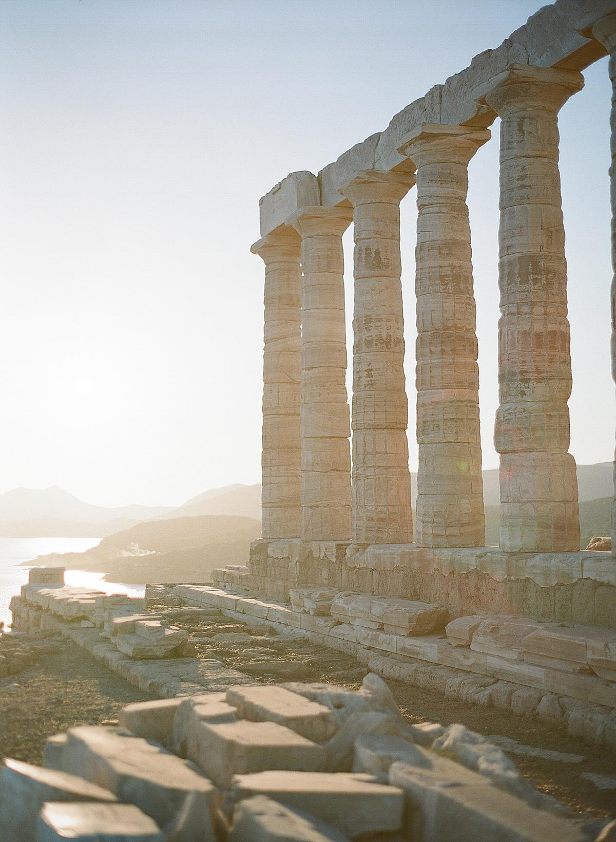 Sounio temple of Poseidon